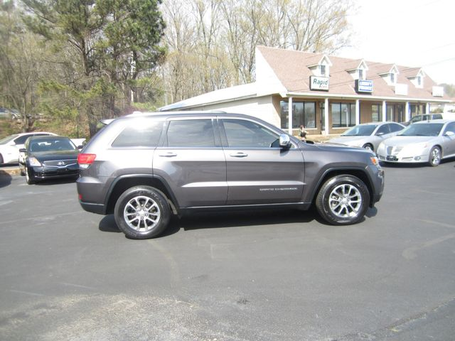 2014 Jeep Grand Cherokee Limited Batesville, Mississippi 2