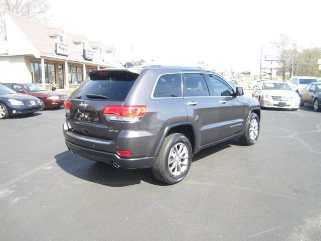 2014 Jeep Grand Cherokee Limited Batesville, Mississippi 7