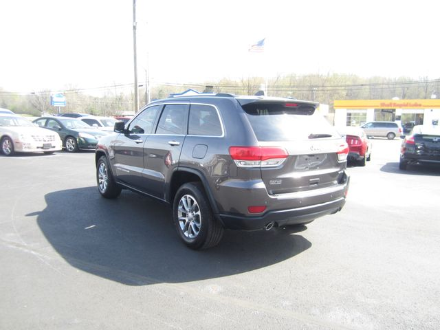 2014 Jeep Grand Cherokee Limited Batesville, Mississippi 6