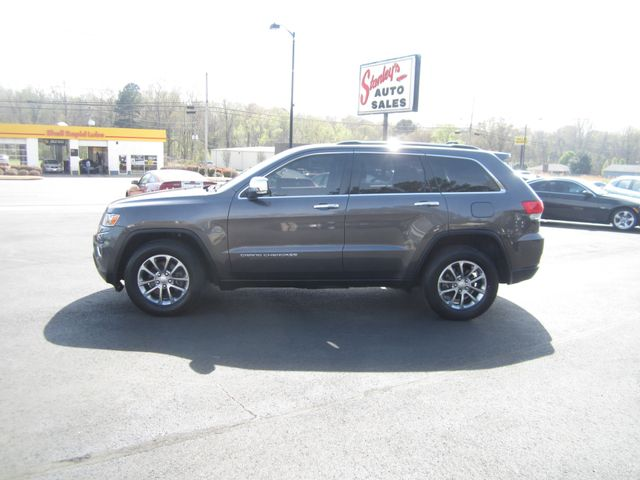 2014 Jeep Grand Cherokee Limited Batesville, Mississippi 3