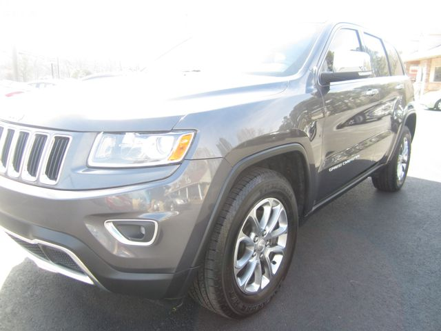2014 Jeep Grand Cherokee Limited Batesville, Mississippi 9
