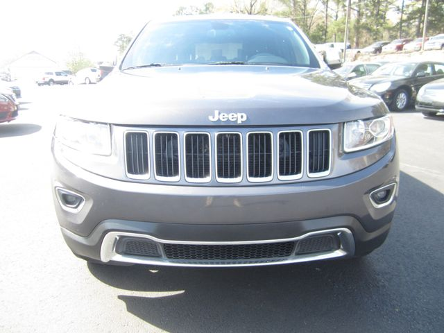 2014 Jeep Grand Cherokee Limited Batesville, Mississippi 10