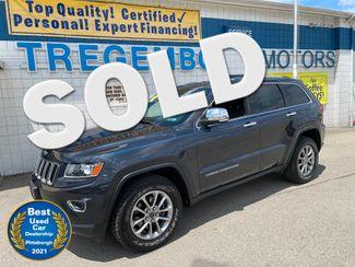2014 Jeep Grand Cherokee Limited in Bentleyville, Pennsylvania 15314