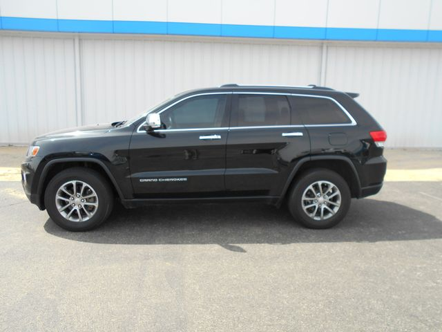 2014 Jeep Grand Cherokee Limited Black Rock, AR