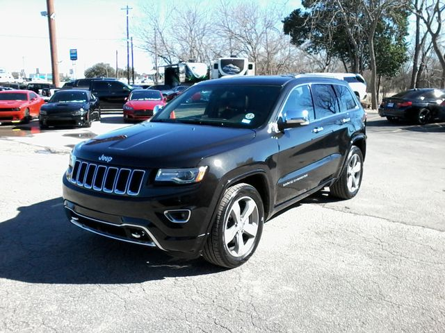 2014 Jeep Grand Cherokee Overland Boerne, Texas 1