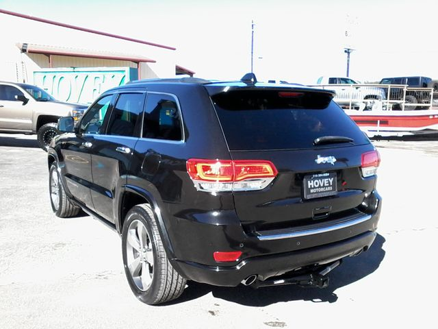 2014 Jeep Grand Cherokee Overland Boerne, Texas 2
