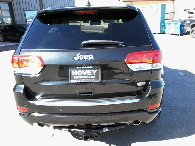 2014 Jeep Grand Cherokee Overland Boerne, Texas 3