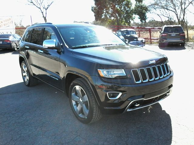 2014 Jeep Grand Cherokee Overland Boerne, Texas 5