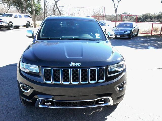 2014 Jeep Grand Cherokee Overland Boerne, Texas 6
