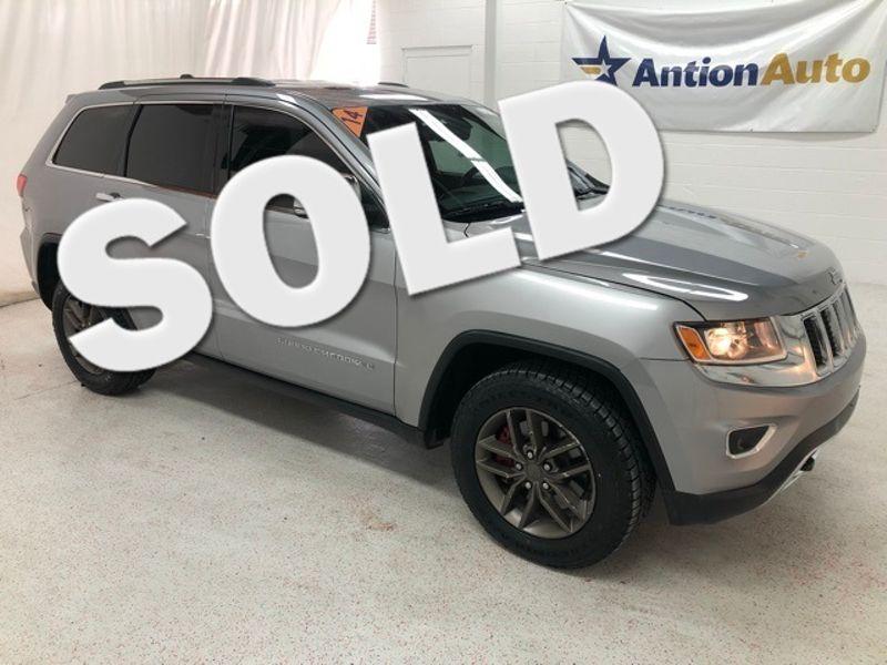 2014 Jeep Grand Cherokee Limited | Bountiful, UT | Antion Auto in Bountiful UT