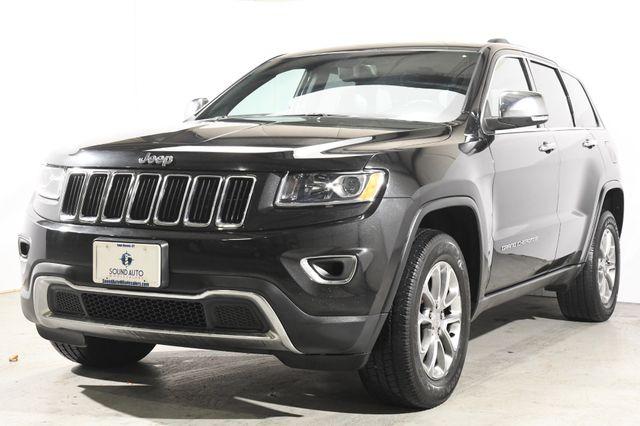 2014 Jeep Grand Cherokee Limited Nav & Sunroof