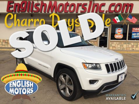 2014 Jeep Grand Cherokee Limited in Brownsville, TX