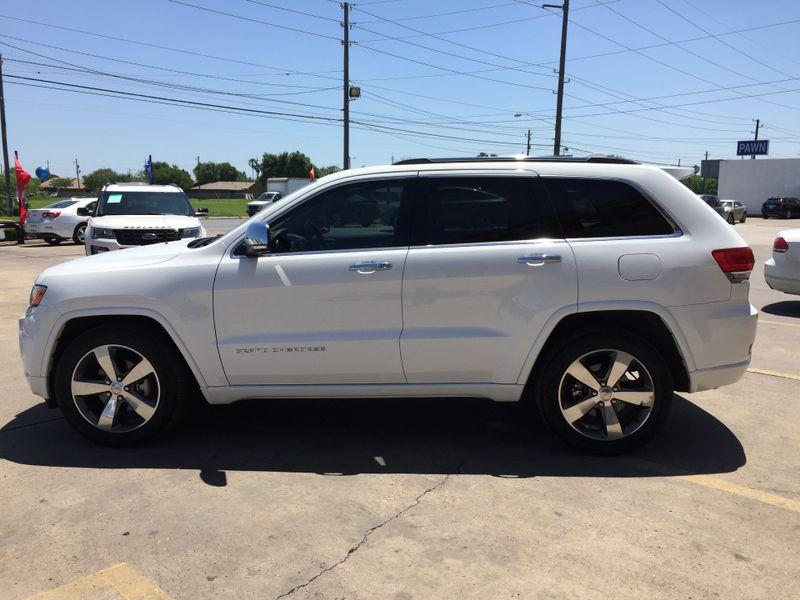 2014 Jeep Grand Cherokee Overland  Brownsville TX  English Motors  in Brownsville, TX