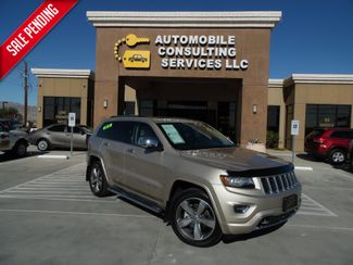2014 Jeep Grand Cherokee Overland 4x4 in Bullhead City Arizona, 86442-6452
