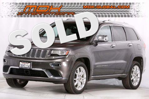 2014 Jeep Grand Cherokee Summit - Navigation - 4WD in Los Angeles