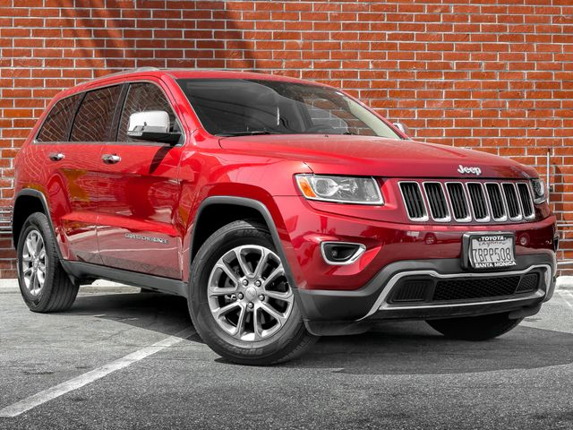 2014 Jeep Grand Cherokee Limited Burbank, CA 1