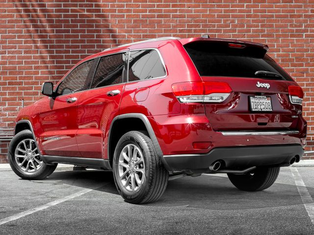 2014 Jeep Grand Cherokee Limited Burbank, CA 4