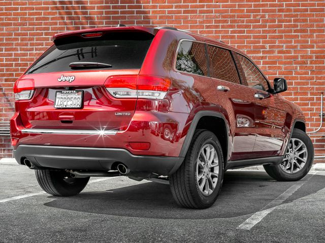 2014 Jeep Grand Cherokee Limited Burbank, CA 5