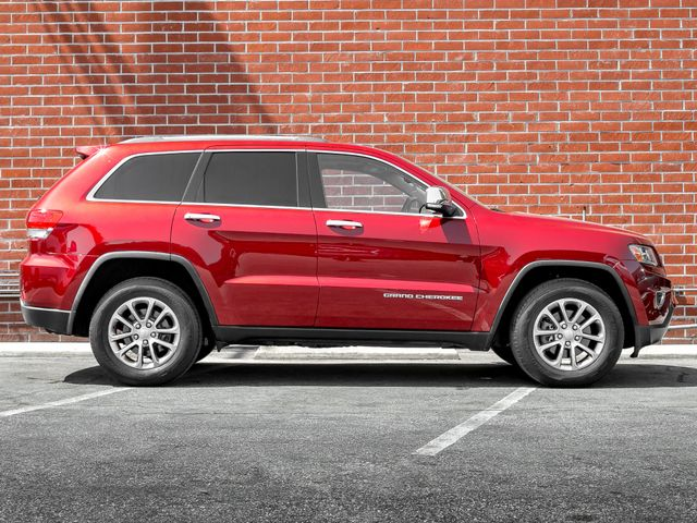 2014 Jeep Grand Cherokee Limited Burbank, CA 6