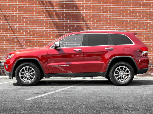 2014 Jeep Grand Cherokee Limited Burbank, CA 7