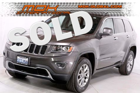 2014 Jeep Grand Cherokee Limited - 4x4 - V6 - Navigation in Los Angeles
