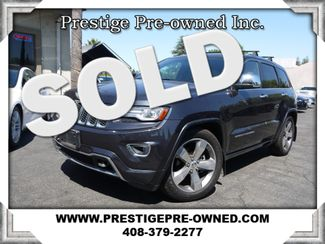 2014 Jeep GRAND CHEROKEE in Campbell CA
