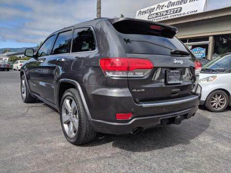 2014 Jeep GRAND CHEROKEE 4x4 OVERLAND 4X4 ((**FULLY LOADED..AIR RIDE**))  in Campbell, CA