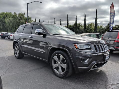 2014 Jeep GRAND CHEROKEE 4x4 OVERLAND *WITH 1 YEAR 12K COMPREHENSIVE WARRANTY*  in Campbell, CA
