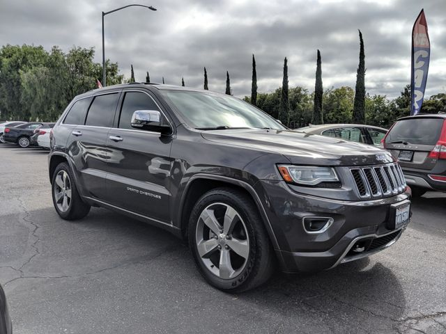 2014 Jeep GRAND CHEROKEE 4x4 OVERLAND 4X4 ((**FULLY LOADED..AIR RIDE**)) in Campbell, CA 95008