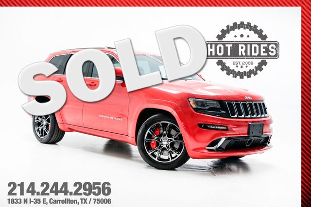 2014 Jeep Grand Cherokee SRT8 Whipple Supercharged HEADS/CAM