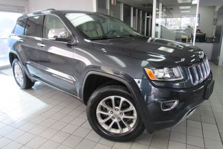 2014 Jeep Grand Cherokee Limited W/ NAVIGATION SYSTEM/ BACK UP CAM Chicago, Illinois