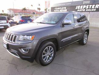 2014 Jeep Grand Cherokee Limited 4X4 in Costa Mesa, California 92627