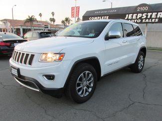 2014 Jeep Grand Cherokee Limited in Costa Mesa, California 92627