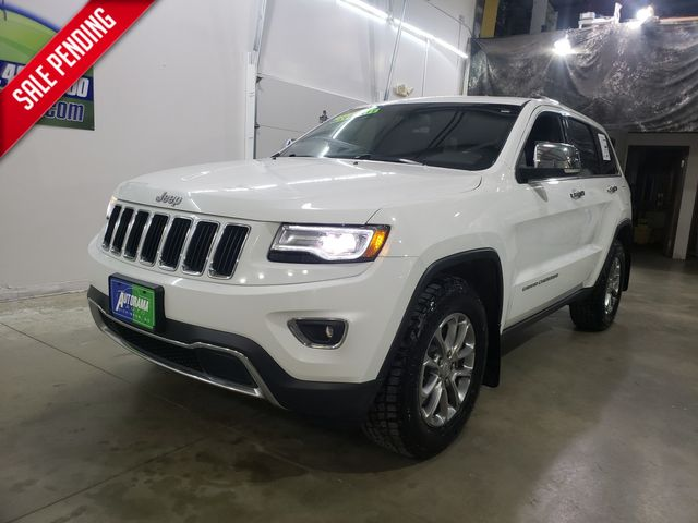 2014 Jeep Grand Cherokee Limited AWD Eco Diesel Warranty