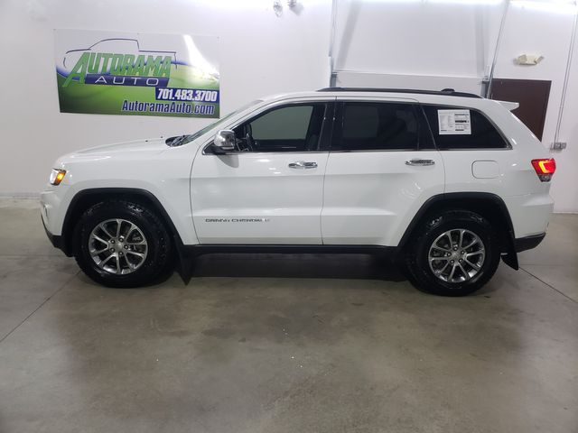 2014 Jeep Grand Cherokee Limited AWD Eco Diesel Warranty in Dickinson, ND 58601