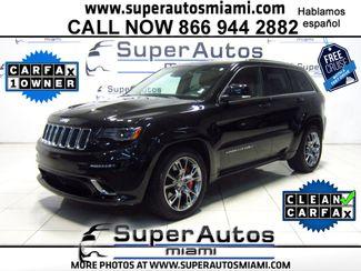 2014 Jeep Grand Cherokee SRT8 in Doral FL, 33166