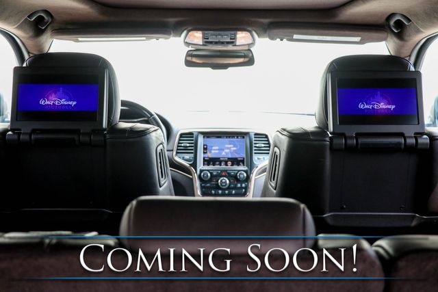 2014 Jeep Grand Cherokee Summit 4x4 Eco-Diesel w/Nav, Backup Cam, Panoramic Roof, Dual BluRay Screens in Eau Claire, Wisconsin 54703