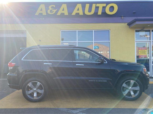 2014 Jeep Grand Cherokee Limited in Englewood, CO 80110