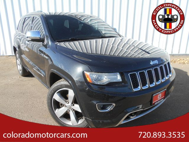 2014 Jeep Grand Cherokee Overland in Englewood, CO 80110