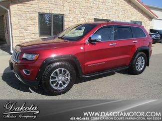 2014 Jeep Grand Cherokee Limited-diesel Farmington, MN