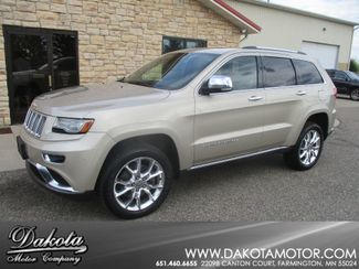 2014 Jeep Grand Cherokee Summit Farmington, MN