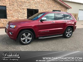 2014 Jeep Grand Cherokee Overland Farmington, MN