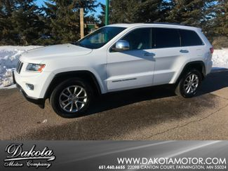 2014 Jeep Grand Cherokee Summit/Diesel Farmington, MN