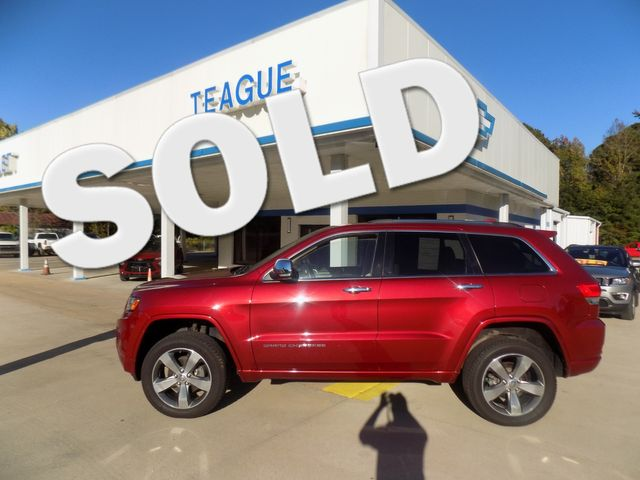 2014 Jeep Grand Cherokee Overland in Fordyce, Arkansas 71742