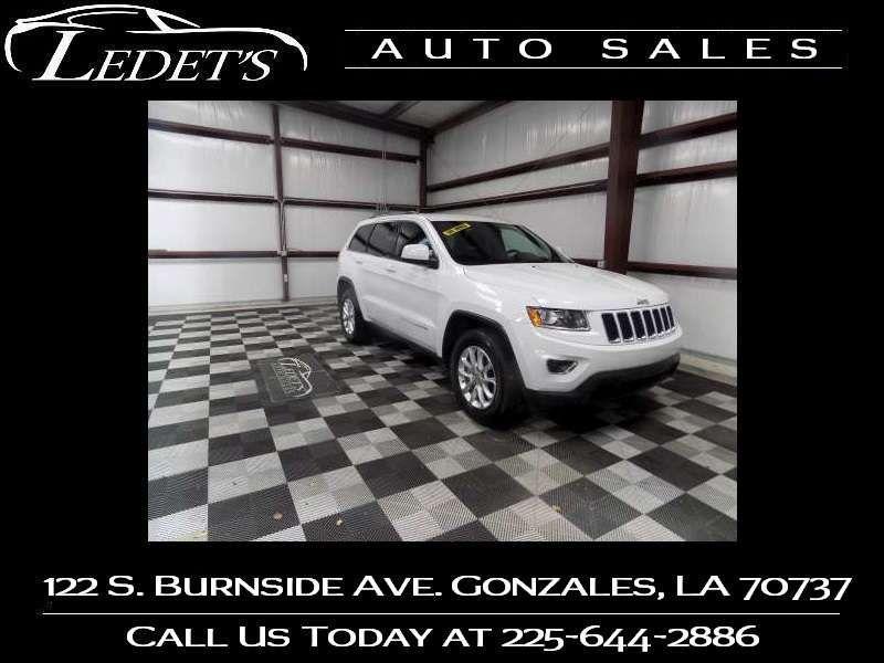 2014 Jeep Grand Cherokee Laredo - Ledet's Auto Sales Gonzales_state_zip in Gonzales Louisiana