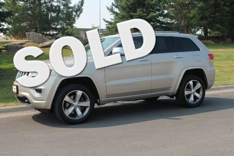 2014 Jeep Grand Cherokee Overland in Great Falls, MT