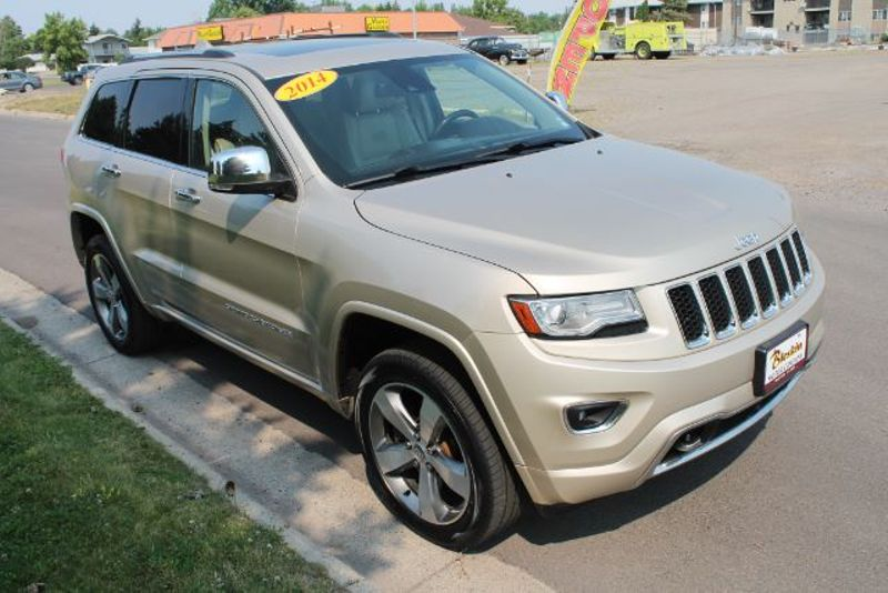 2014 Jeep Grand Cherokee Overland  city MT  Bleskin Motor Company   in Great Falls, MT