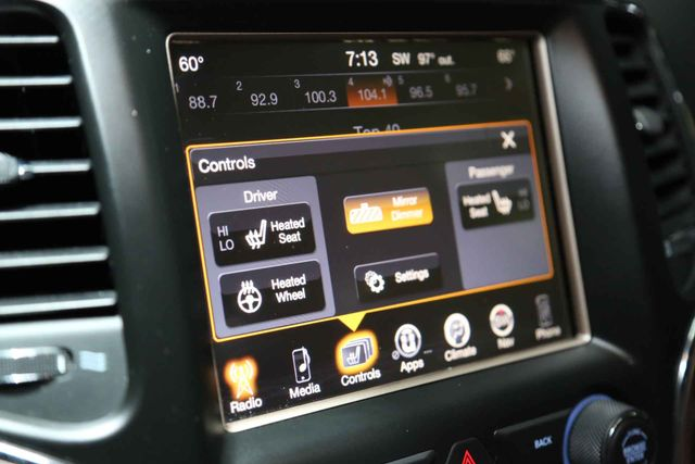 2014 Jeep Grand Cherokee Limited Houston, Texas 25