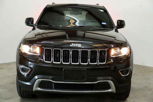 2014 Jeep Grand Cherokee Limited Houston, Texas 5