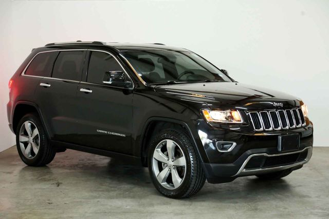 2014 Jeep Grand Cherokee Limited Houston, Texas 1